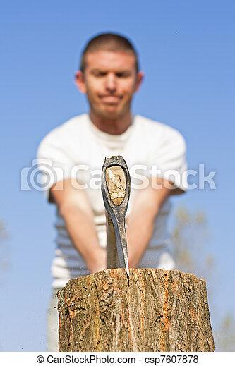 Splitting logs - csp7607878