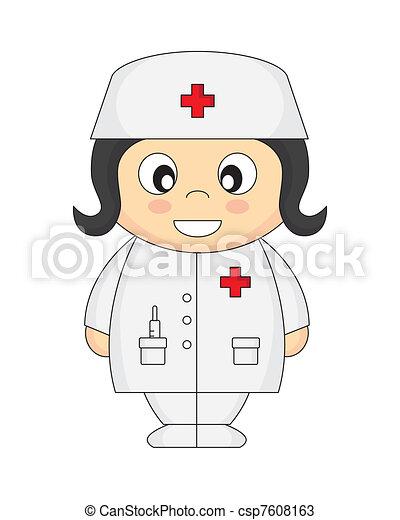 nurse - csp7608163