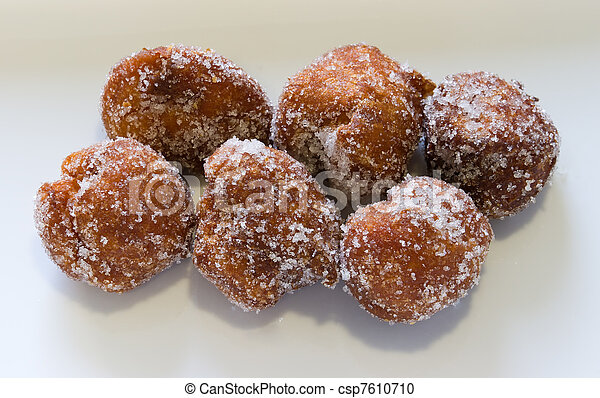 Lent fritters - csp7610710