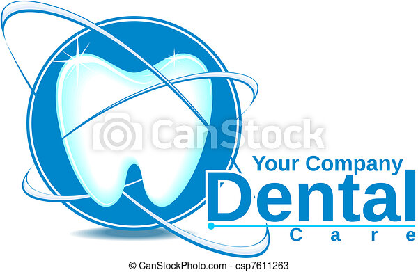 dental logotype - csp7611263