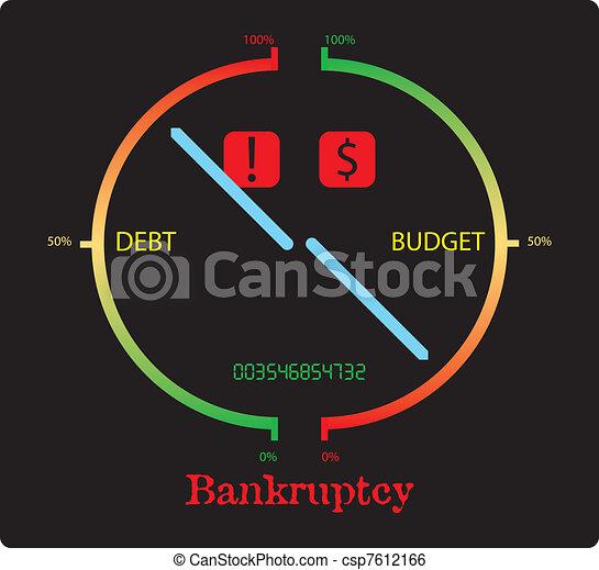 bankruptcy - csp7612166