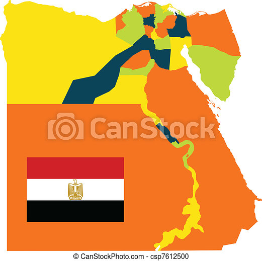 Egypt Governments - csp7612500
