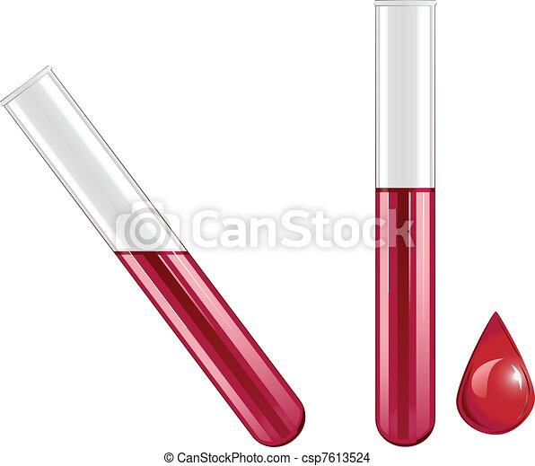 blood test - csp7613524