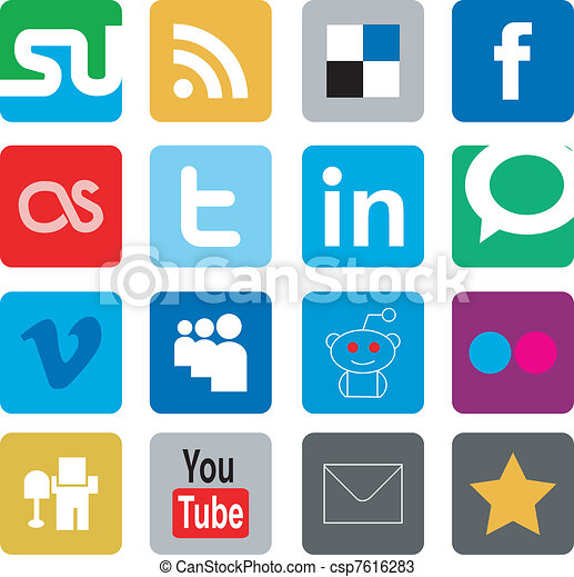 share icons pack - csp7616283