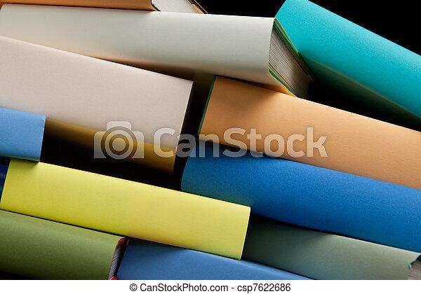 education study books  - csp7622686
