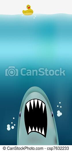 Jaws - csp7632233