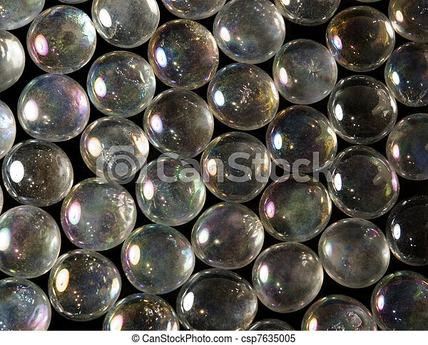 iridescent glass beads - csp7635005