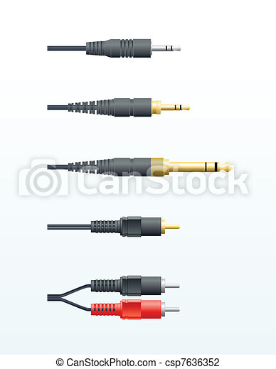 Audio cables - csp7636352