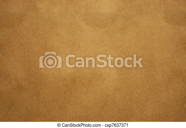 Craft paper texture - csp7637371