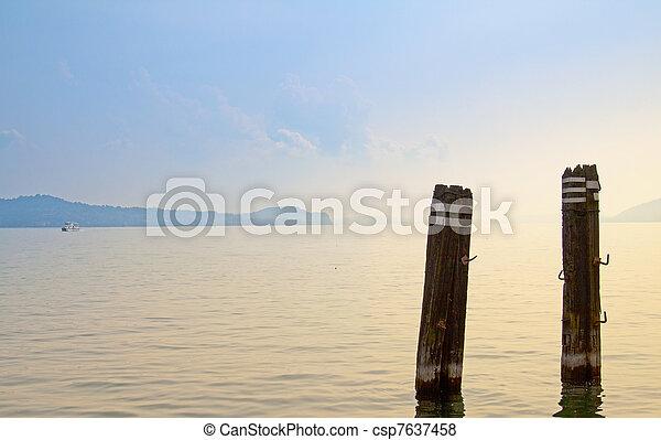 Lake - csp7637458