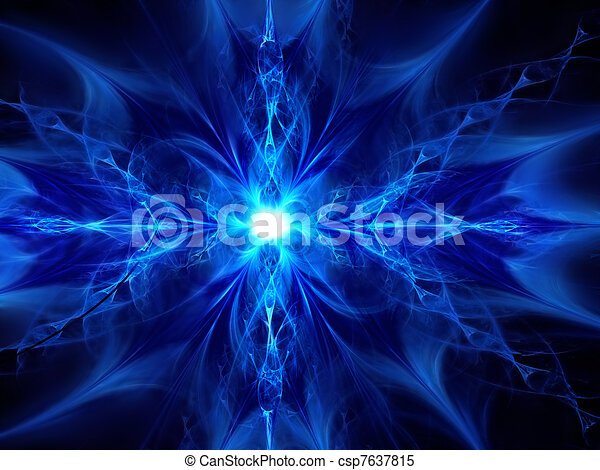 ice-flower - csp7637815