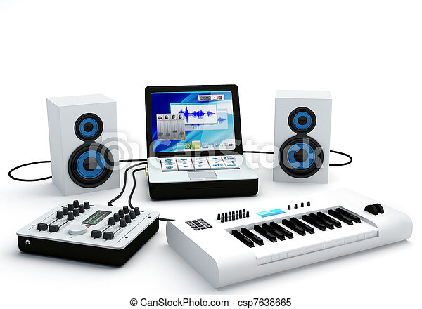 Awesome Recording Studio Stock Photo Images 18 746 Recording Studio Largest Home Design Picture Inspirations Pitcheantrous