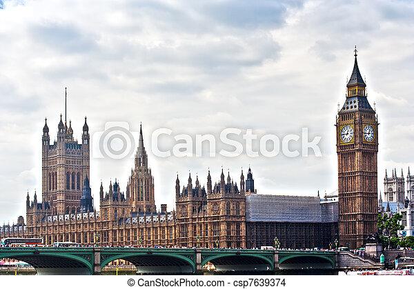 london landmark - csp7639374