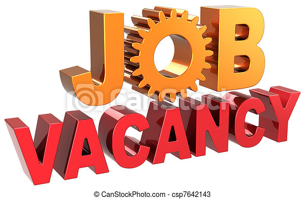 Unemployment Job vacancy searching - csp7642143