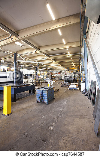 Industrial environment - csp7644587