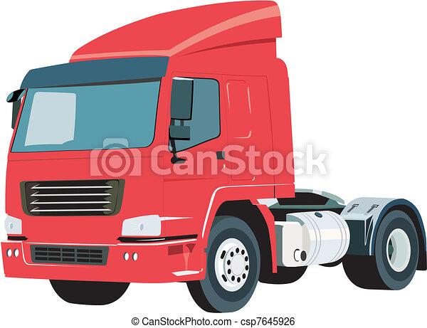 truck - csp7645926