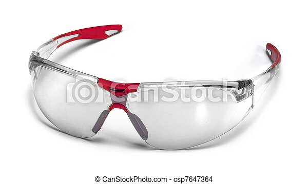 protective glasses - csp7647364