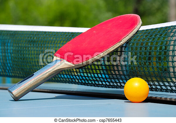 table tennis  - csp7655443