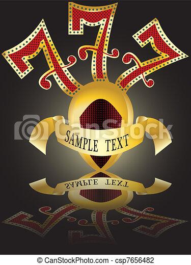 lucky seven,slot 777  - csp7656482