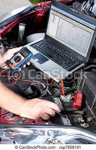 Auto repair. - csp7658191