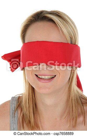 Esposa ojos vendados html