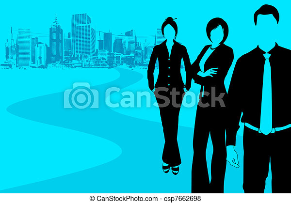 Business People - csp7662698