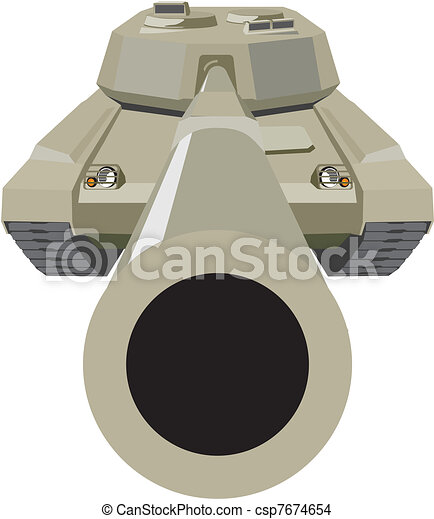 Army tank - csp7674654