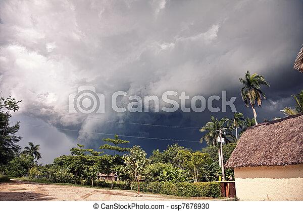thunderstorm - csp7676930
