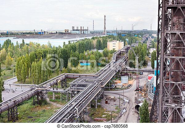 Transportation pipelines - csp7680568