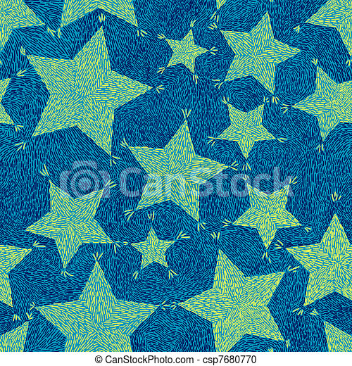 Starry pattern - csp7680770
