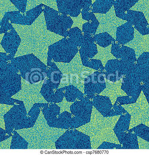 Starry pattern - csp7680770
