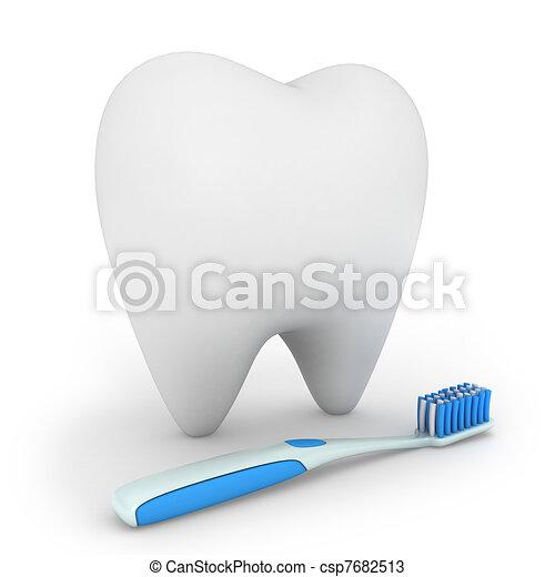 Dental Care - csp7682513