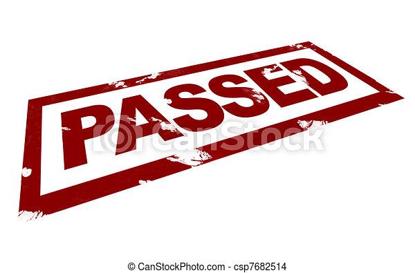 Passed - csp7682514