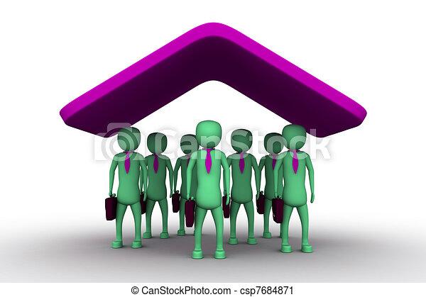 Business Insurance - csp7684871