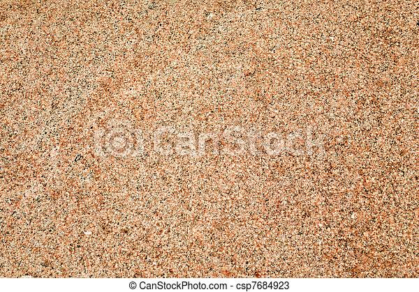 Stock de fotos de rosa granito exasperar sin pulir - Granito sin pulir ...