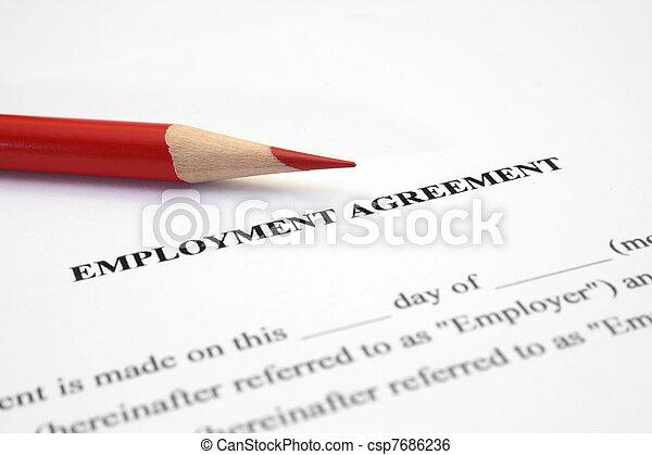 Employment agreement - csp7686236