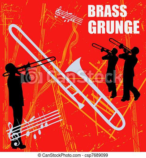 Brass  - csp7689099