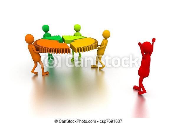 Work Management - csp7691637