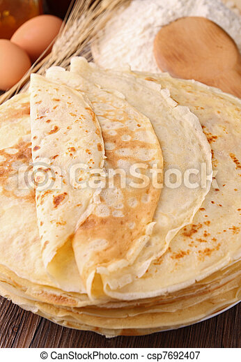 crepe preparation - csp7692407
