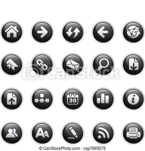 Web Navigation  - csp7693575