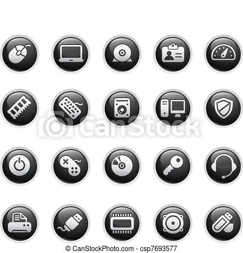 Computer & Devices  - csp7693577