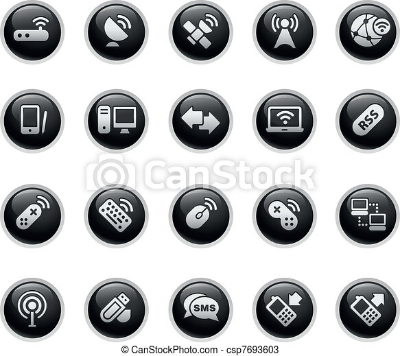 Wireless & Communications  - csp7693603