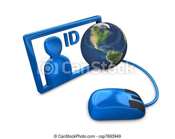 Internet ID - csp7693949