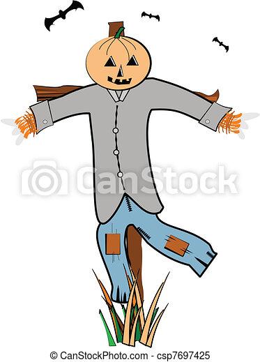 scarecrow - csp7697425