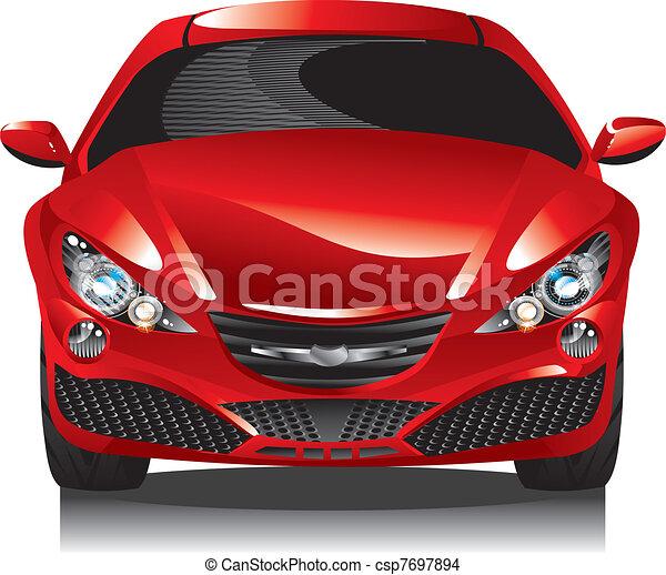 Concept car - sedan - csp7697894