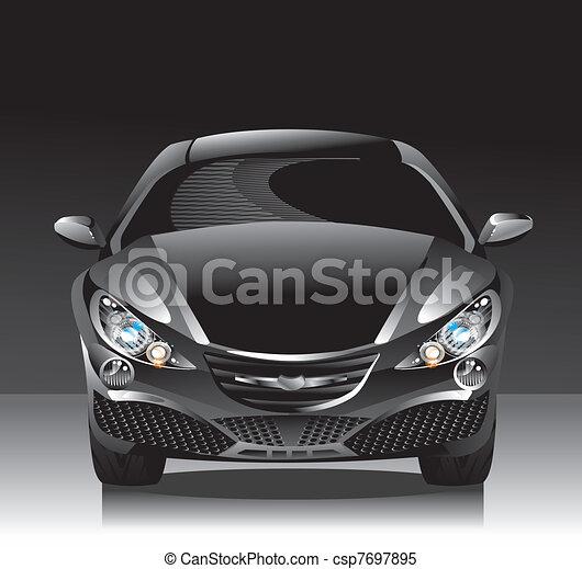 Concept car - sedan - csp7697895