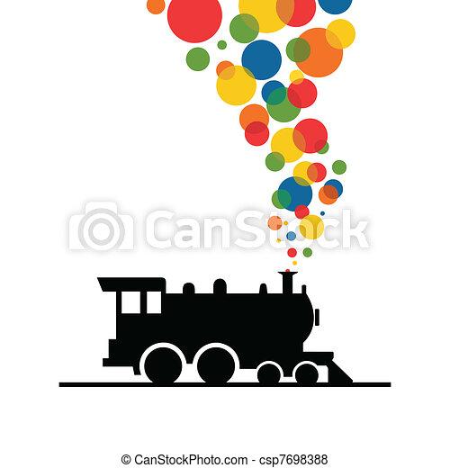 Train - csp7698388