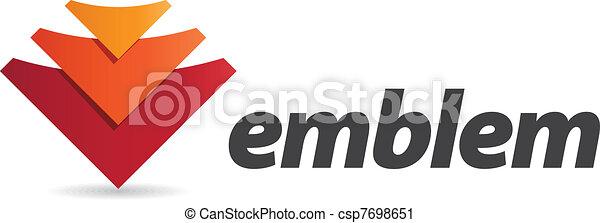 Corporate Logo Design Template - csp7698651