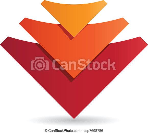 Corporate Logo Design Template - csp7698786