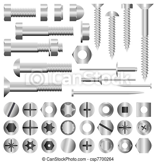 Nuts and bolts - csp7700264